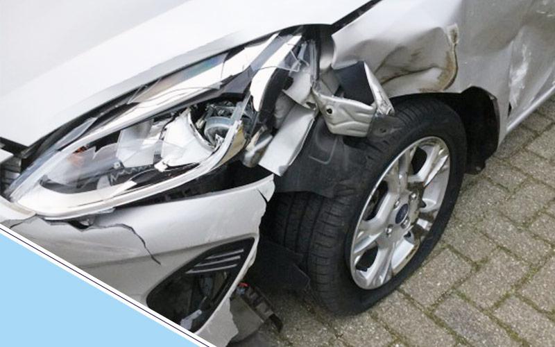 autoschade herstel door Schade Service Blerick