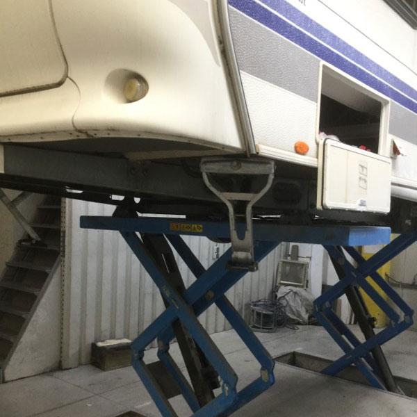 Schade Service Blerick Caravan onderhoud